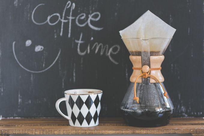 ハンドドリップ おいしいコーヒーの淹れ方